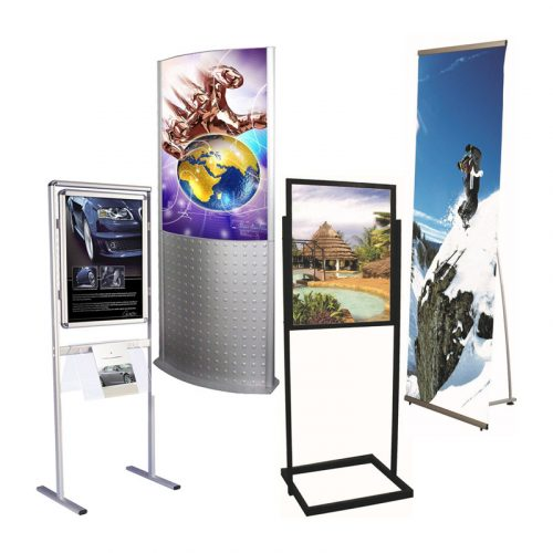 Portable Event Stands